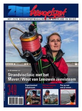 Zeehengelsport 349, iOS & Android  magazine