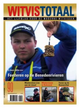 Witvis Totaal 90, iOS, Android & Windows 10 magazine
