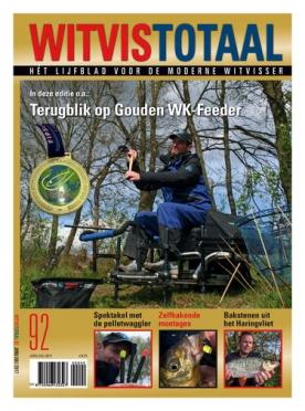 Witvis Totaal 92, iOS, Android & Windows 10 magazine