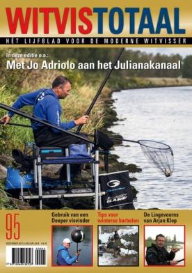 Witvis Totaal 95, iOS & Android  magazine