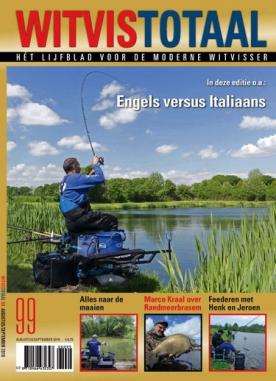 Witvis Totaal 99, iOS & Android  magazine
