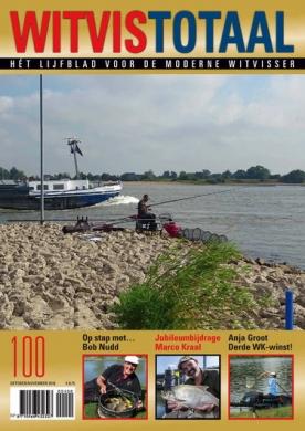 Witvis Totaal 100, iOS & Android  magazine