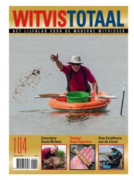 Witvis Totaal 104, iOS & Android  magazine