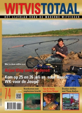 Witvis Totaal 74, iOS, Android & Windows 10 magazine