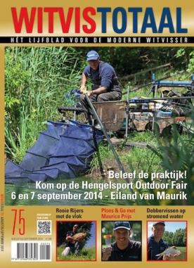 Witvis Totaal 75, iOS & Android  magazine