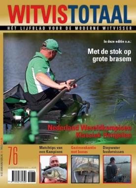 Witvis Totaal 76, iOS, Android & Windows 10 magazine