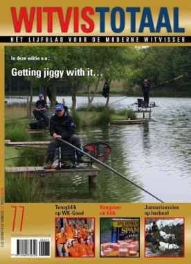 Witvis Totaal 77, iOS & Android  magazine
