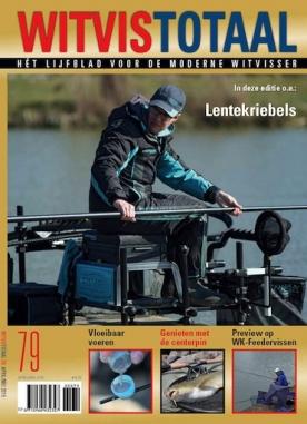 Witvis Totaal 79, iOS & Android  magazine