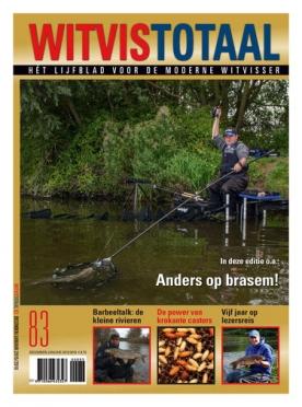 Witvis Totaal 83, iOS, Android & Windows 10 magazine