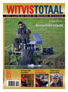 Witvis Totaal 85, iOS & Android  magazine