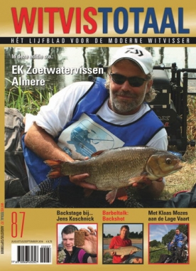 Witvis Totaal 87, iOS & Android  magazine