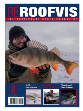 De Roofvis 118, iOS, Android & Windows 10 magazine