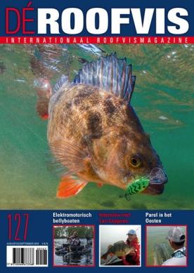 De Roofvis 127, iOS & Android  magazine