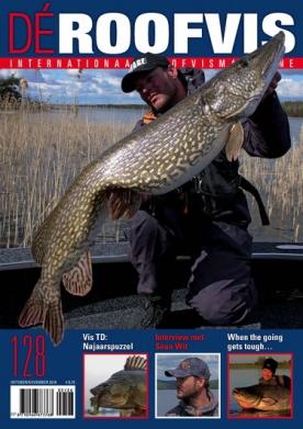 De Roofvis 128, iOS & Android  magazine