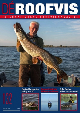 De Roofvis 132, iOS & Android  magazine