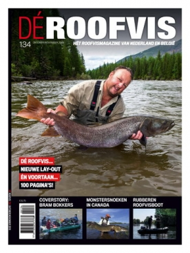 De Roofvis 134, iOS & Android  magazine