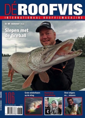 De Roofvis 106, iOS & Android  magazine