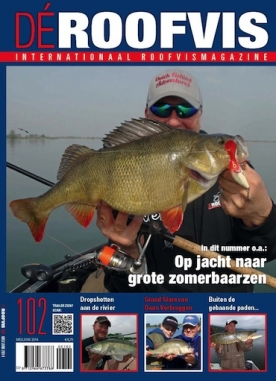 De Roofvis 102, iOS, Android & Windows 10 magazine