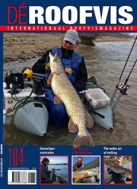 De Roofvis 104, iOS & Android  magazine