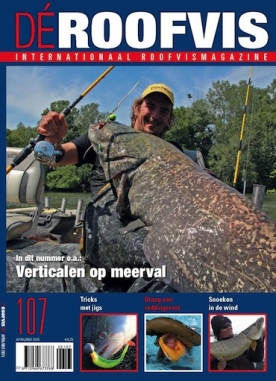 De Roofvis 107, iOS & Android  magazine