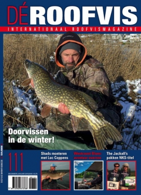 De Roofvis 111, iOS & Android  magazine