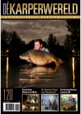 De Karperwereld 120, iOS & Android  magazine