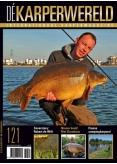De Karperwereld 121, iOS & Android  magazine