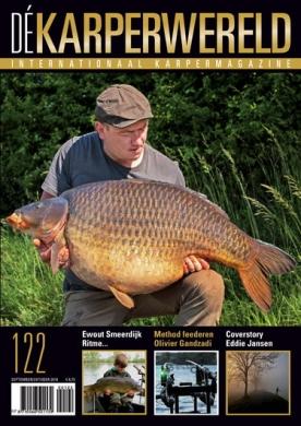 De Karperwereld 122, iOS & Android  magazine