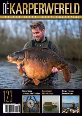 De Karperwereld 123, iOS & Android  magazine