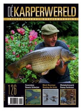 De Karperwereld 126, iOS & Android  magazine