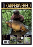 De Karperwereld 127, iOS & Android  magazine