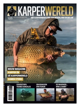 De Karperwereld 128, iOS & Android  magazine