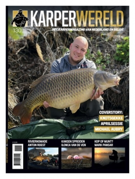 De Karperwereld 130, iOS & Android  magazine