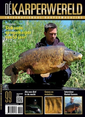 De Karperwereld 99, iOS & Android  magazine