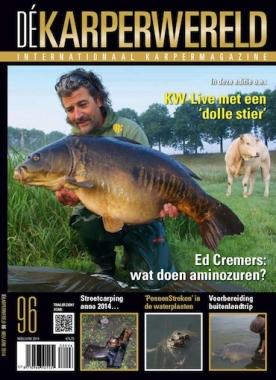 De Karperwereld 96, iOS & Android  magazine