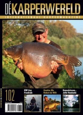 De Karperwereld 102, iOS & Android  magazine