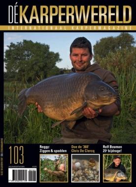 De Karperwereld 103, iOS, Android & Windows 10 magazine