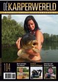 De Karperwereld 104, iOS & Android  magazine