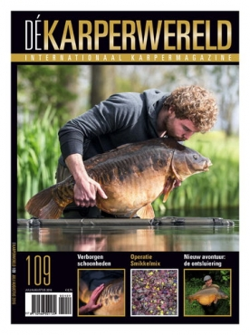 De Karperwereld 109, iOS & Android  magazine