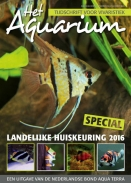 Het Aquarium 8, iOS & Android  magazine