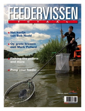 Feedervissen Totaal 2011, iOS, Android & Windows 10 magazine