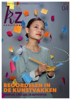 Kunstzone 4, iOS & Android  magazine