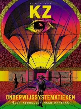 Kunstzone 2, iOS & Android  magazine