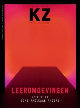 Kunstzone 1, iOS & Android  magazine
