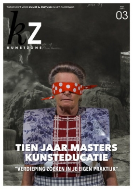 Kunstzone 3, iOS & Android  magazine