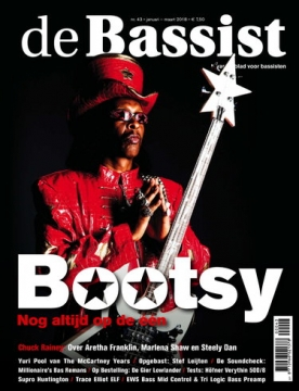 De Bassist 43, iOS & Android  magazine