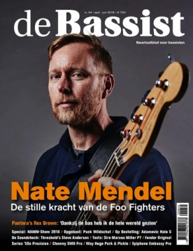 De Bassist 44, iOS & Android  magazine