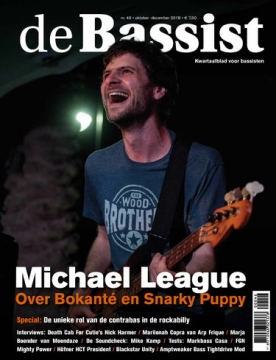De Bassist 46, iOS & Android  magazine