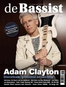 De Bassist 47, iOS & Android  magazine