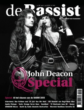 De Bassist 48, iOS & Android  magazine